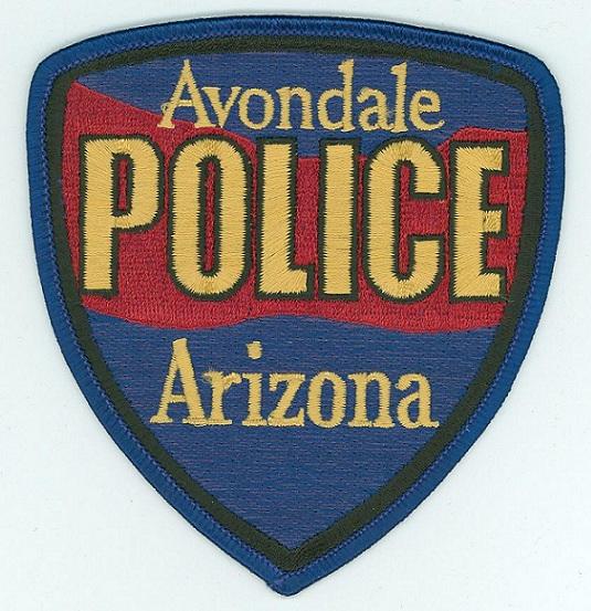 Woodcop scraps patches main page local agencies for Avondale motor vehicle division avondale az